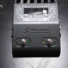 Two Notes Le Bass Dual 2-channel preamp