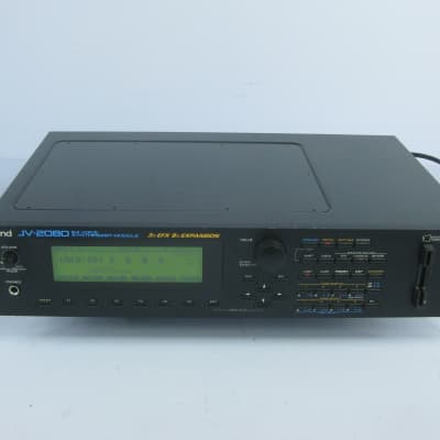 Roland JV-2080 JV 2080 64-Voice Synthesizer Module Expandable