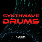 Carma Studio Synthwave Drums image