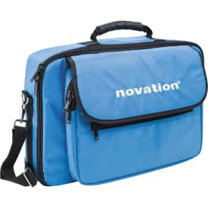 Novation BASS STATION II BAG Padded Gig Bag for Bass Station II Analogue Monosynth