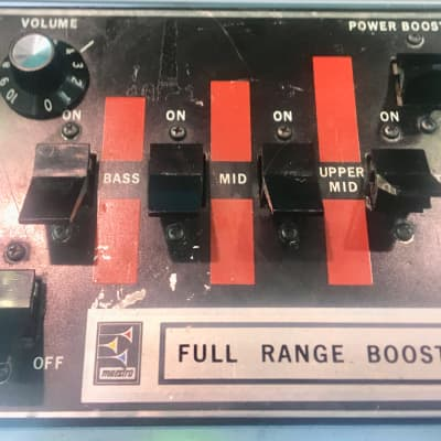 Maestro Full Range Booster FRB-1 1972 for sale