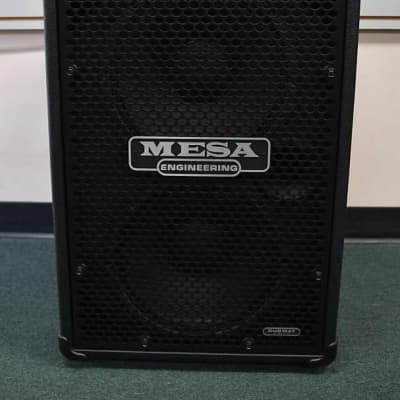 Mesa Boogie Subway D-800+ (PLUS) and 2x12 Cabinet Stack