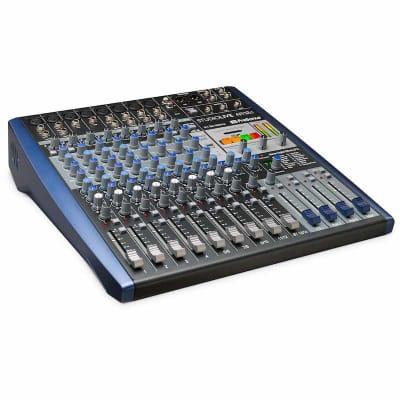PreSonus StudioLive AR12c 12-Channel Hybrid Digital/Analog Performance Mixer