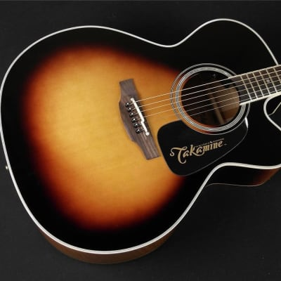 Takamine P6JC-BSB Pro Series 12-String Jumbo Acoustic/Electric Cutaway - Brown Sunburst (857) for sale
