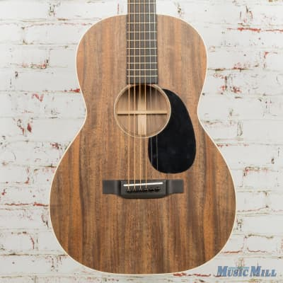 Martin Custom Shop 00-17 Acoustic Guitar Black Walnut x3427