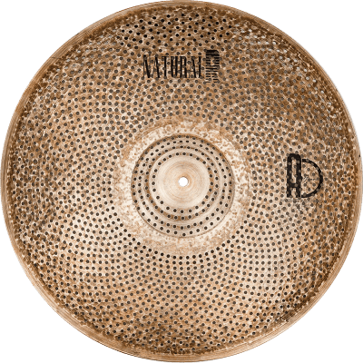 """Agean Cymbals 18"""" Natural R-Series Low Volume Ride"""