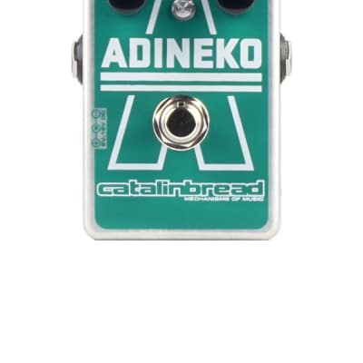 Catalinbread Adineko Oil Can Delay - Telray Morley Tone -  Brand New