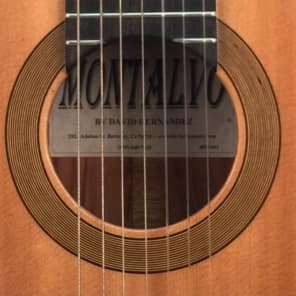 Casa Montalvo 7 String Classical Guitar 2014 for sale