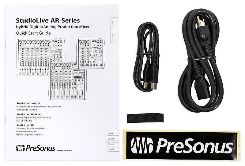 crown pro xti6002 6000w amplifier amp  w   dsp   presonus