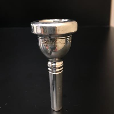 Schagerl 7C Tenor Trombone Mouthpiece - SKU:1189