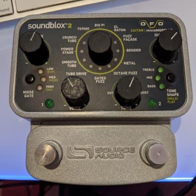 Source Audio Soundblox 2 OFD Guitar microModeler for sale