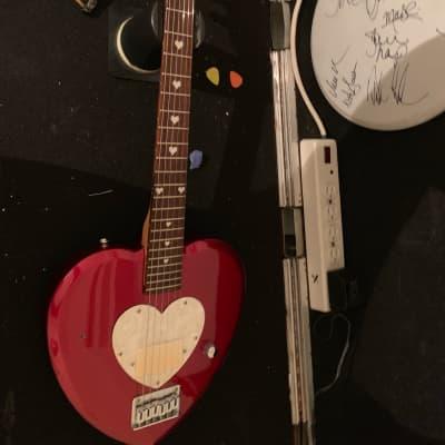 Daisy Rock Heartbreaker Red for sale