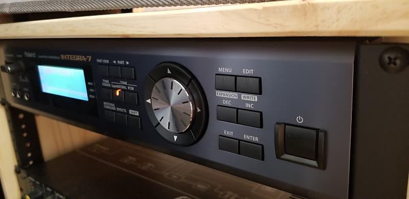 roland integra 7 supernatural sound module onkyo wifi reverb. Black Bedroom Furniture Sets. Home Design Ideas