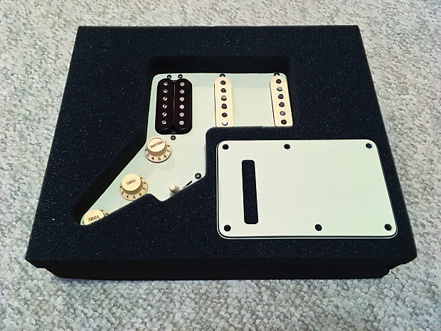 Fender Deluxe Lone Star Stratocaster Pickguard Assembly