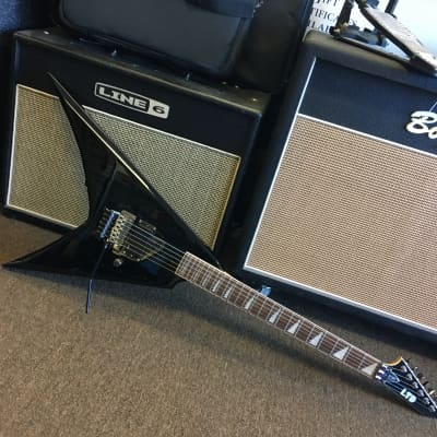 ESP LTD Alexi 200 rhoads style offset V for sale