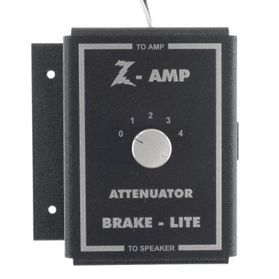 Dr. Z Z Brake-Lite Installed 45-Watt Attenuator