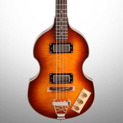 Epiphone Viola Electric Bass, Vintage Sunburst
