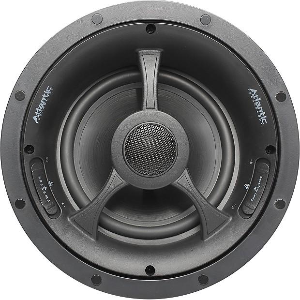 Atlantic Technology ATL-IC-6HT-S In-Ceiling Speaker - 6 5in Two Way LCR  Single