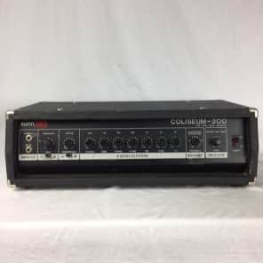 Sunn Coliseum-300 300-Watt Bass Amplifier Head