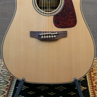TAKAMINE P5DC Acoustic Guitar Natural for sale