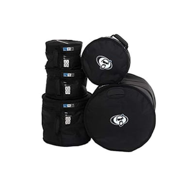 Protection Racket SET10 Drum Bag Set - 10X9, 12X10, 14X12, 22X18, 14X5.5