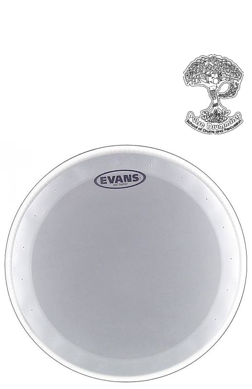 evans eq1 22 bass drum head reverb. Black Bedroom Furniture Sets. Home Design Ideas