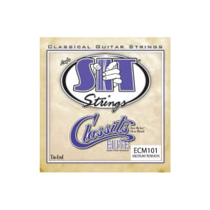 SIT Strings Classical Guitar Strings - Medium for sale