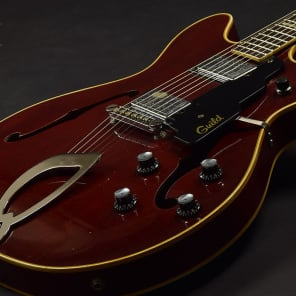 Guild Starfire IV Cherry 1973