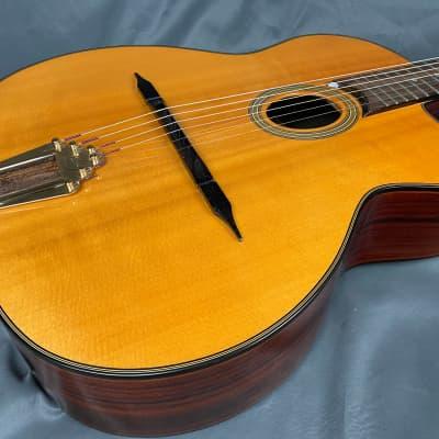 Aria MM-20/0 Gypsy Jazz Guitar