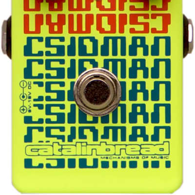 Catalinbread CSIDMAN Digital Delay