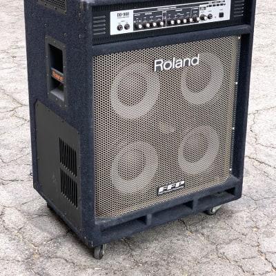"""Roland DB-900 D-Bass 2-Channel 320-Watt 4x10"""" Bass Combo"""