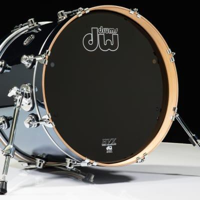 DW Performance Series 14x18 Bass Drum Chrome Shadow