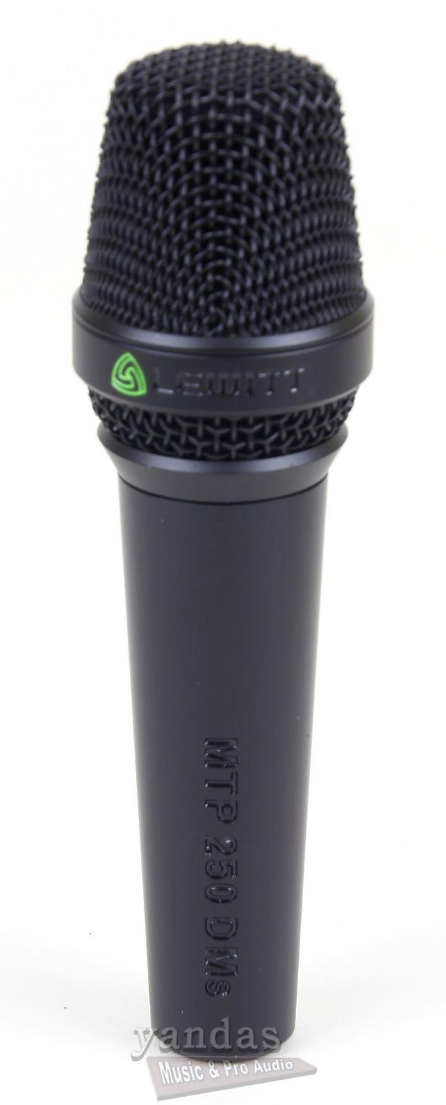 lewitt mtp 250 dm handheld dynamic vocal microphone reverb. Black Bedroom Furniture Sets. Home Design Ideas