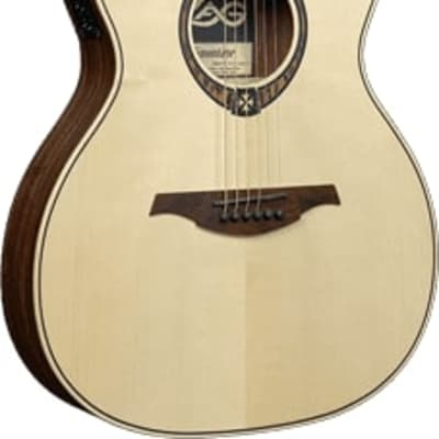 LAG Tramontane T270 Slim Aud A/E Acoustic Guitar T270ASCE-U for sale