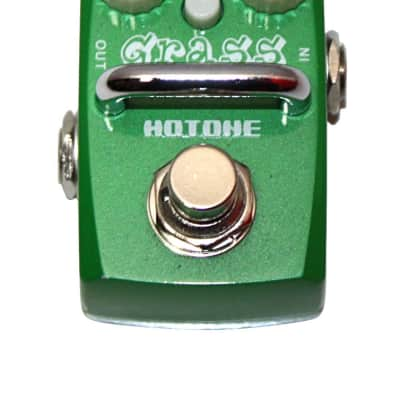 Hotone Grass - Pédale overdrive guitare - occasion (+ boîte) for sale