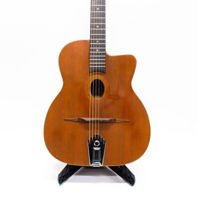 1982 Saga DG200 Django Reinhardt Jazz Acoustic Guitar for sale