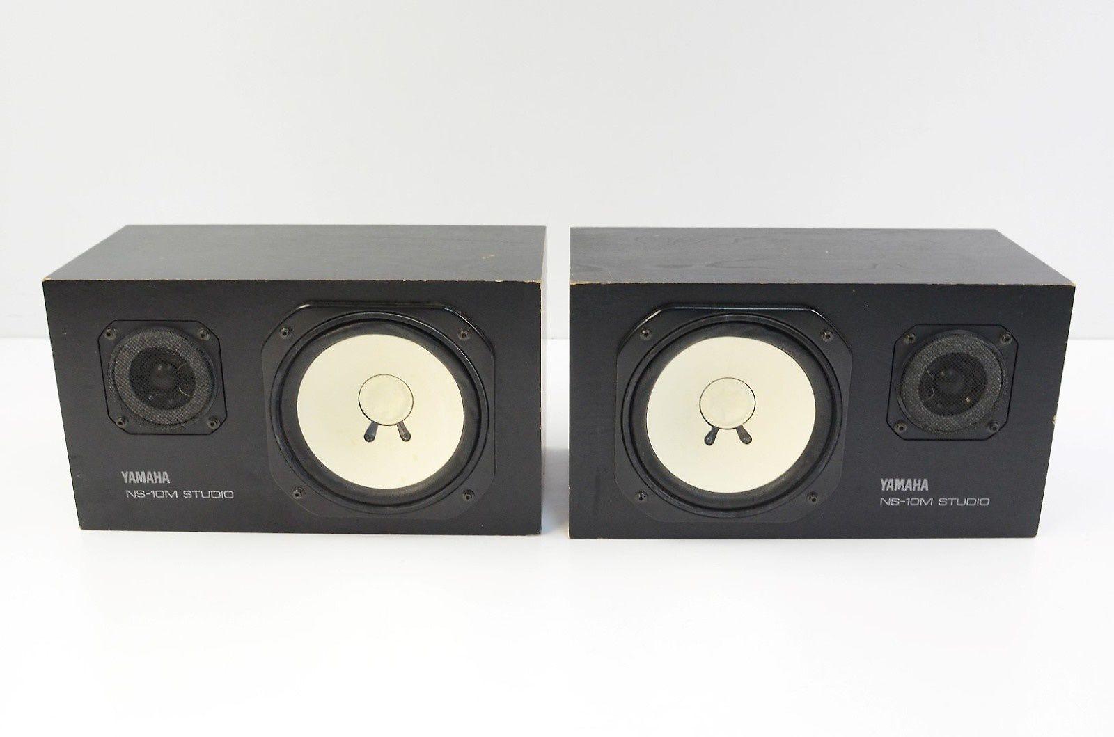 yamaha ns 10m studio monitors reverb. Black Bedroom Furniture Sets. Home Design Ideas