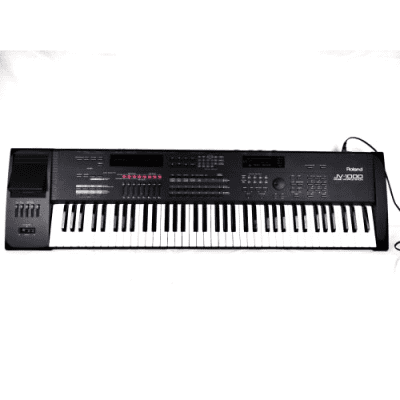 Roland JV-1000 Music Workstation