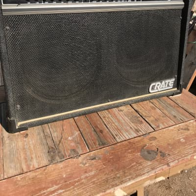 Crate G260 XL 1980's Black