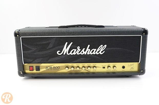 marshall jcm800 2203kk kerry king signature head 2000s black reverb. Black Bedroom Furniture Sets. Home Design Ideas
