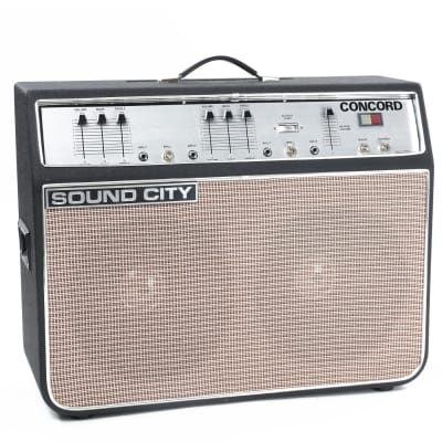 Sound City Concord (c.1971) for sale
