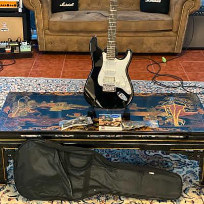 Ashton  AG232BK Guitar Pack   Black for sale