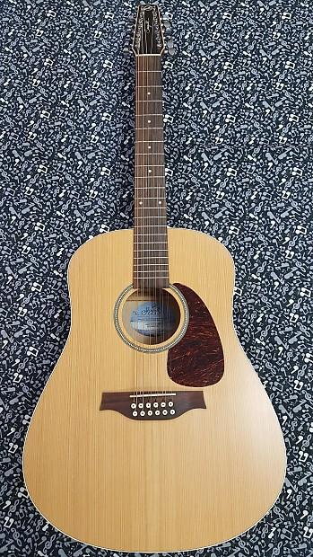 seagull coastline s12 cedar 12 string guitar reverb. Black Bedroom Furniture Sets. Home Design Ideas