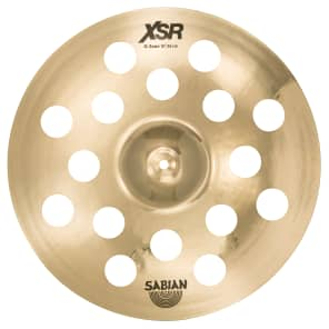 "Sabian 18"" XSR O-Zone Crash Cymbal"