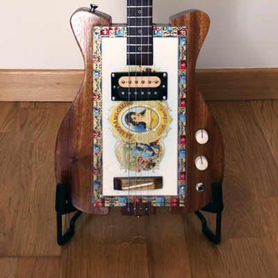 Cigar box guitar for sale