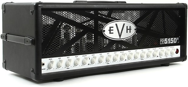 evh 5150 iii 100 watt tube head black gearnuts reverb. Black Bedroom Furniture Sets. Home Design Ideas