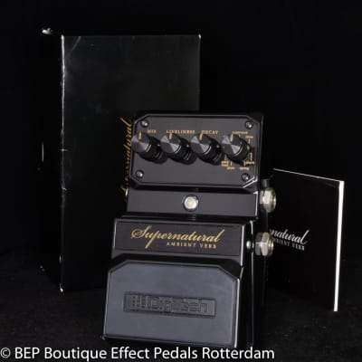 DigiTech Supernatural Stereo Ambient Reverb