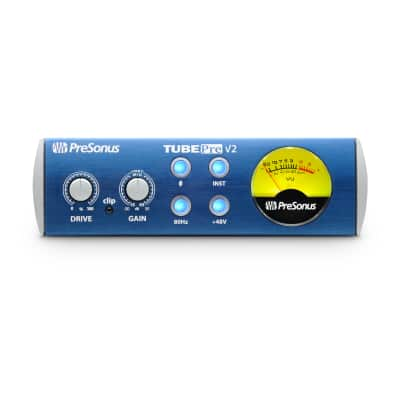 PreSonus TubePre v2 Microphone Preamplifier