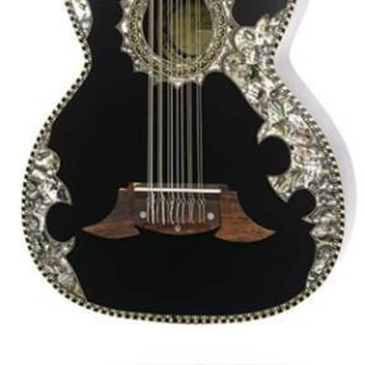 Paracho Elite BELLEZA Bajo Sexto Guitar for sale