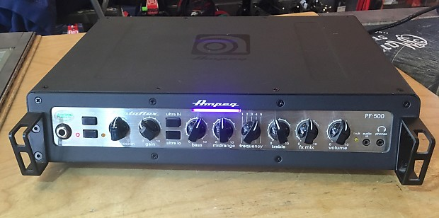 ampeg pf 500 metro sound music 28 years strong reverb. Black Bedroom Furniture Sets. Home Design Ideas